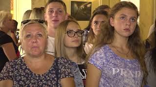 Школьники из Красносёлки зашли в Верховную Раду
