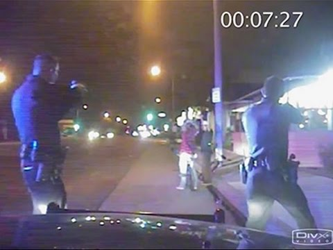 Video Released of Police Killing Unarmed Man