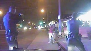 Video Released of Police Killing Unarmed Man