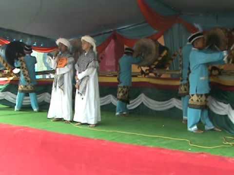 Festival Beduk dan Takbir 1432H  2011M Kuala Tungkal Juara 2 Tingkat Anak anak & Remaja  Sanggar Mutiara SDN 3 KTL 01