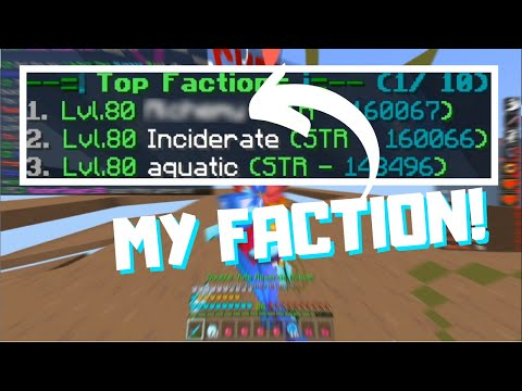 I LEFT My Faction To Join This One... | MCPE Factions