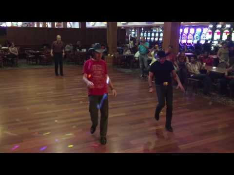 Ain't Startin Tonight - Line Dance Demo