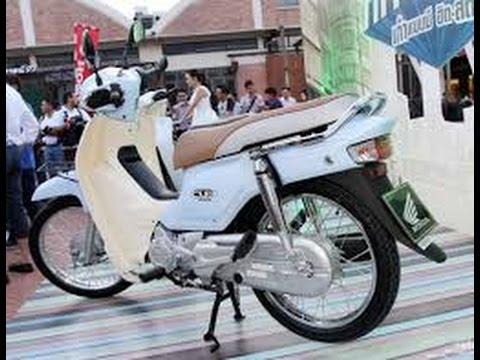 Phát thèm Honda Super Cub 2016 của Thái giá 30 triệu đồng