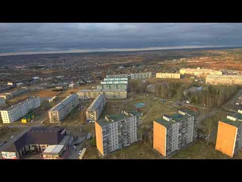 Шимановск, Микрорайон