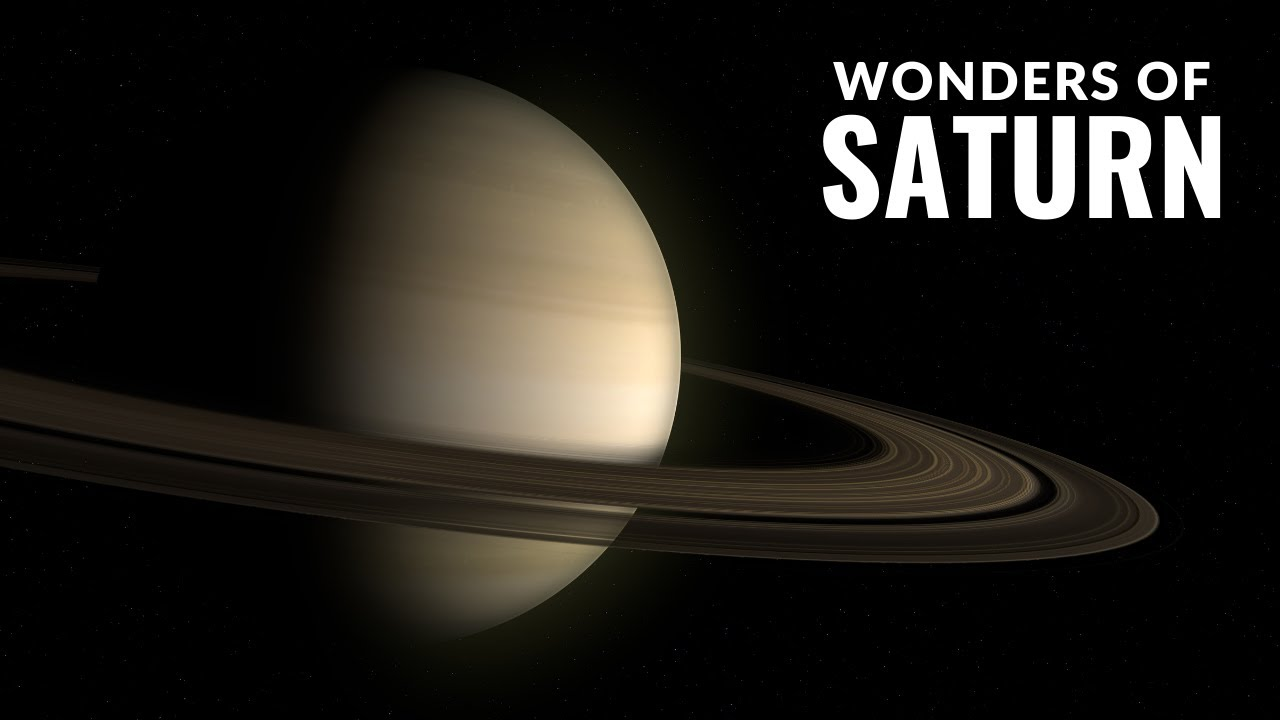 Mind-Bending Facts About Saturn