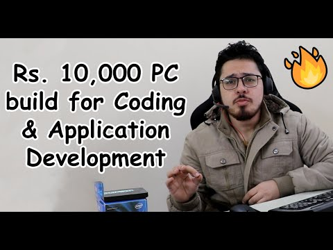 Rs 10000 PC Build For Coders