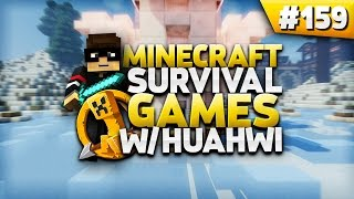 Minecraft Survival Games #159: CA Servers! Thumbnail