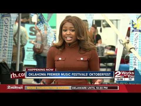 Oklahoma Premier Music Festivals' Oktoberfest