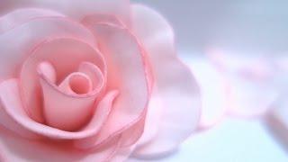 видео Процесс создания цветов и других изделий из фоамирана