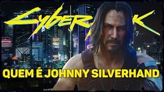 Quem é Johnny Silverhand? - #Cyberpunk2077