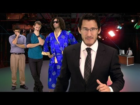 Hire My Ass [feat. Markiplier, Danny Sexbang & Matthias]