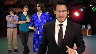 One of Cyndago's most viewed videos: Hire My Ass [feat. Markiplier, Danny Sexbang & Matthias]