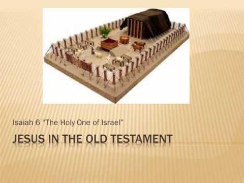 Jesus In The Old Testament -