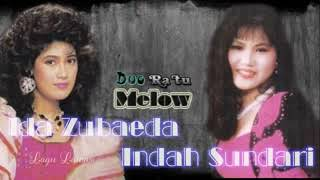 Duo Ratu Dangdut Melo Ida Zubaeda & Indah Sundari ll Lagu Lawas