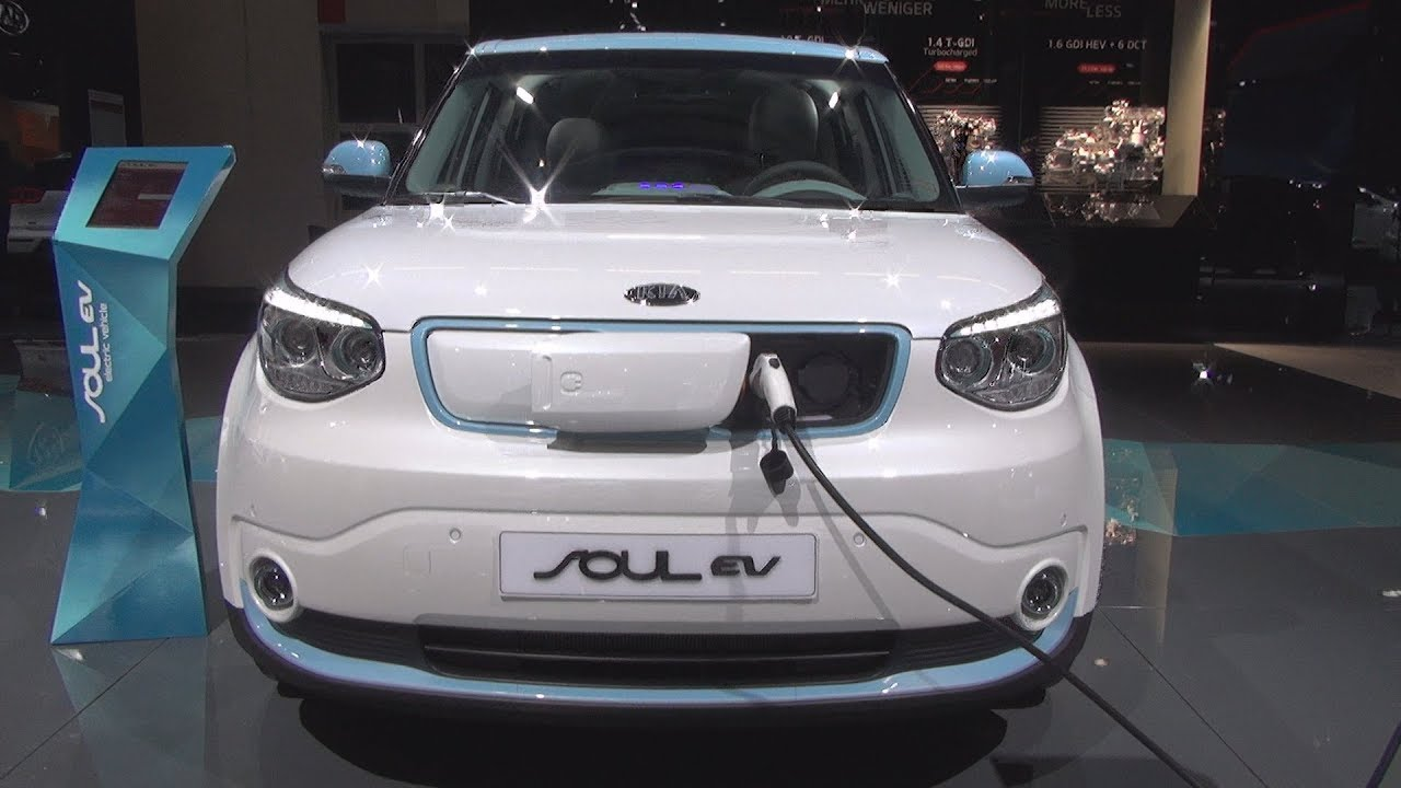 Kia Soul Ev >> Kia Soul EV Play (2018) Exterior and Interior - YouTube