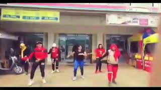 Lat lag gaye#dance mix indonesia