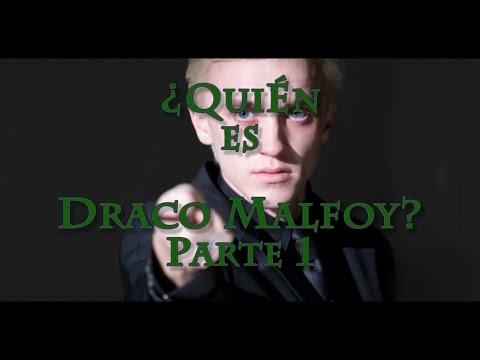¿Quién es Draco Malfoy? Parte 1 (Harry Potter)