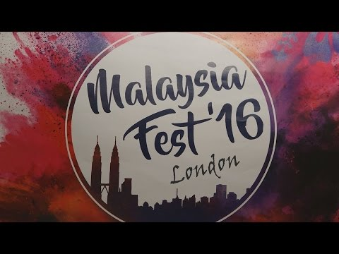 Malaysia Fest 2016 London - Part 1/4