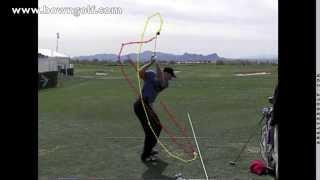 Jim Furyk Mr 59 golf swing!