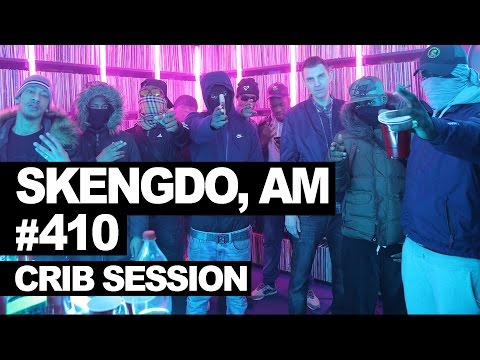 Skengdo, AM #410 freestyle - Westwood Crib Session