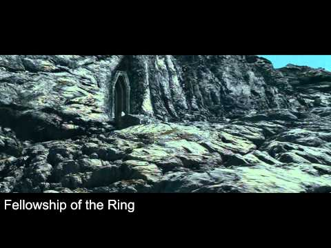 Man of Steel trailer with Lord of the Ring soundtrack