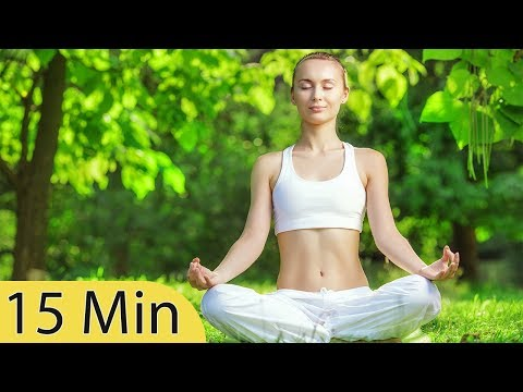 15 Minute Meditation Music, Relaxing Music, Calming Music, Stress Relief Music, Relax, �B