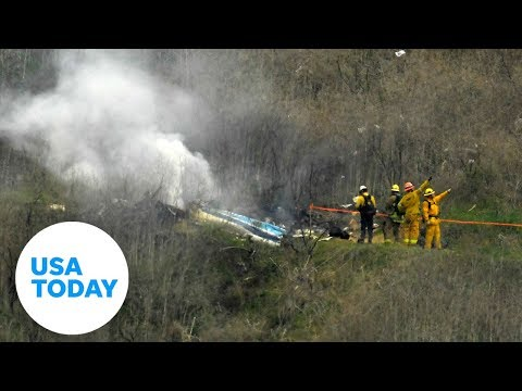 Last words heard before Kobe Bryant helicopter crash | USA TODAY