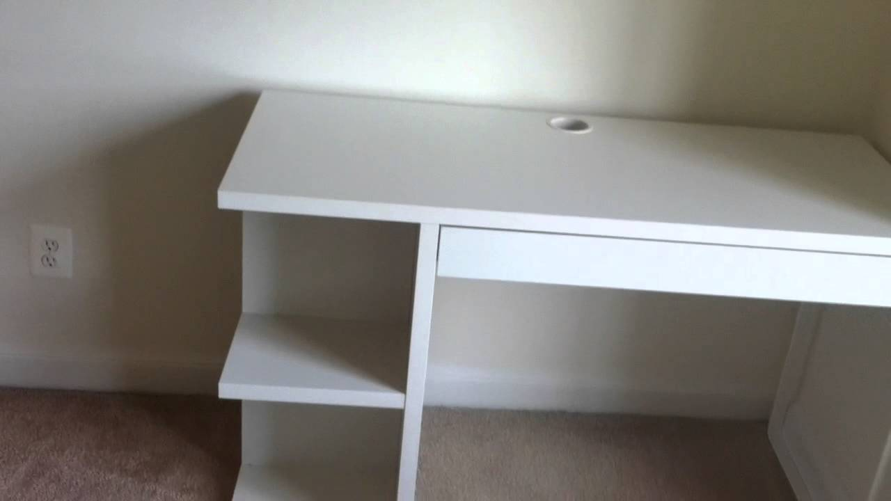 ikea malm desk assembly service in baltimore md by dave song of furniture assembly experts llc. Black Bedroom Furniture Sets. Home Design Ideas