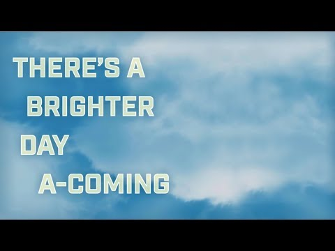 The Rochesters - Brighter Day (Lyric Video)