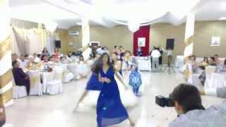 Танец подружек с невестой,Атырау 2012