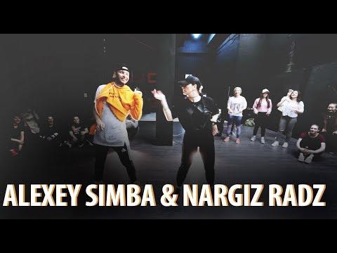 K Camp - Drop (choreography by Alexey Simba & Nargiz Radz)