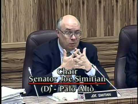 Senate Budget Sub-Committee #2 on Resources 5/13/2010