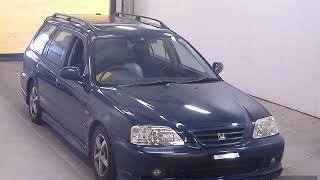 1996 Honda Orthia 4WD EL3
