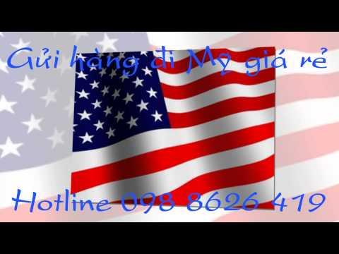 gửi hàng đi mỹ - Gửi hàng đi Mỹ Hotline 0988626419