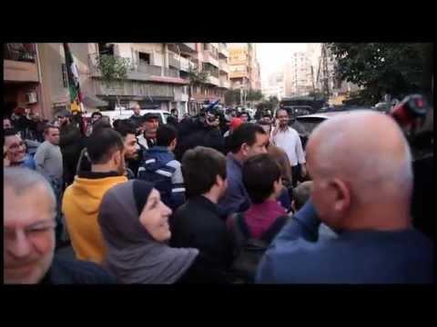 Bombing Beirut Lebanon January 2014