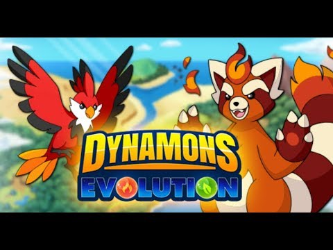 Dynamons Evolution Full Gameplay Walkthrough