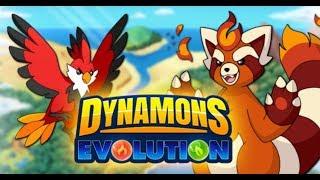 Dynamons Evolution Full Gameplay Walkthrough