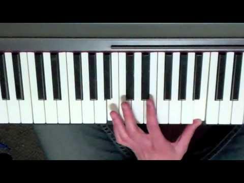 Wolf - Tyler the Creator (Piano Tutorial)