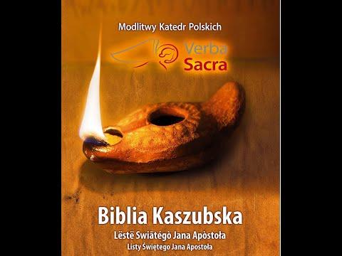 Verba Sacra Biblia Kaszubska - Listy św  Jana Apostoła