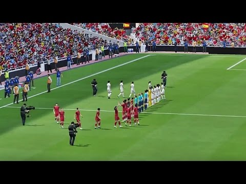 FIFA 16 I Spain - China I Women's National - Gameplay 1080p Full Game