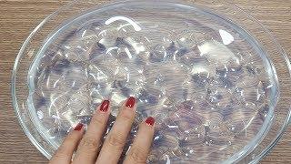 Cách Làm Slime Trong Suốt Cực Dẻo Và  Đặc
