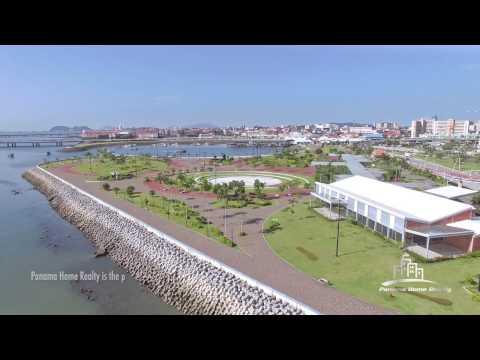 "Aerial videography Panama City ""Panama Home Realty"""