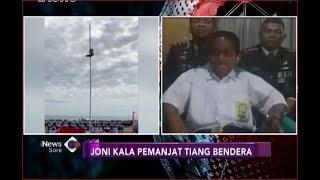 Cerita Joni, Bocah SMP yang Panjat Tiang Demi Kibarkan Bendera Merah Putih - iNews Sore 17/08