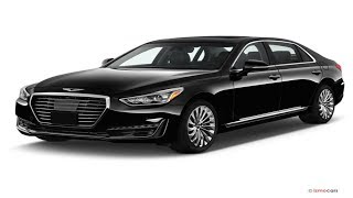 2018 Genesis G90 Car Specifications and Price best car to buy