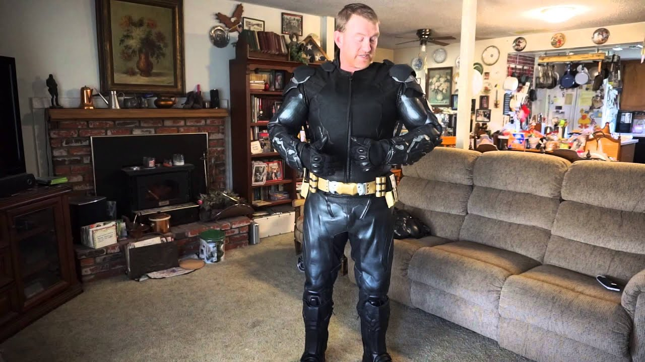 ud replicas batman arkham knight suit review youtube
