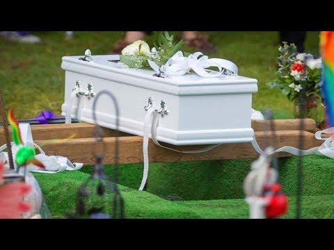 Юлия Началова похороны! Троекуровское кладбище