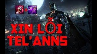 BATMAN Phong Cách  Không Cho Team Bạn Chơi Game | MSuong Channel