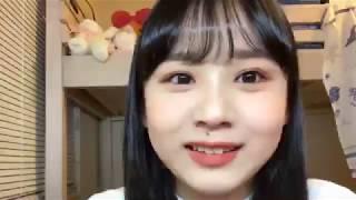 프로듀스48에 출연했던 아라마키 미사키(荒巻美咲)의 2019년 12월 12일...