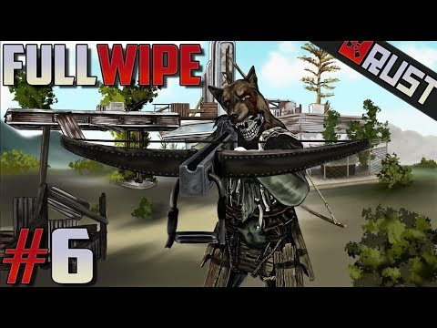 Sooo Many RAIDS - Full Wipe #6 - Rust thumbnail