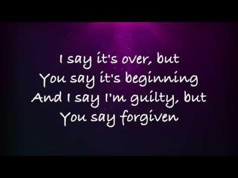 Ryan Stevenson - What You Say - (with lyrics) (2015)